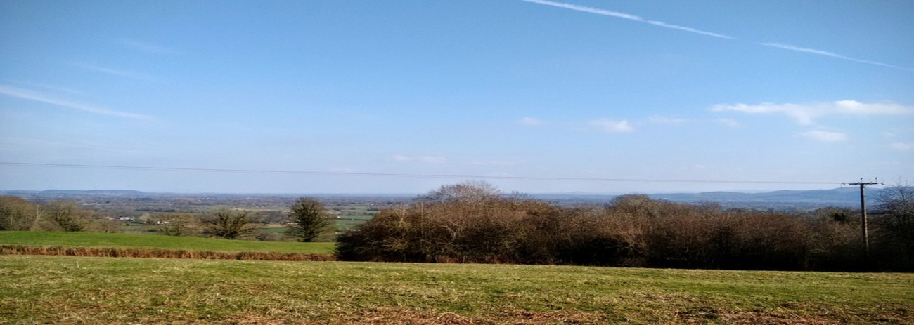 View of the Wrekin